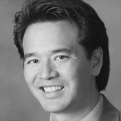 A speaker photo for Alan Kao
