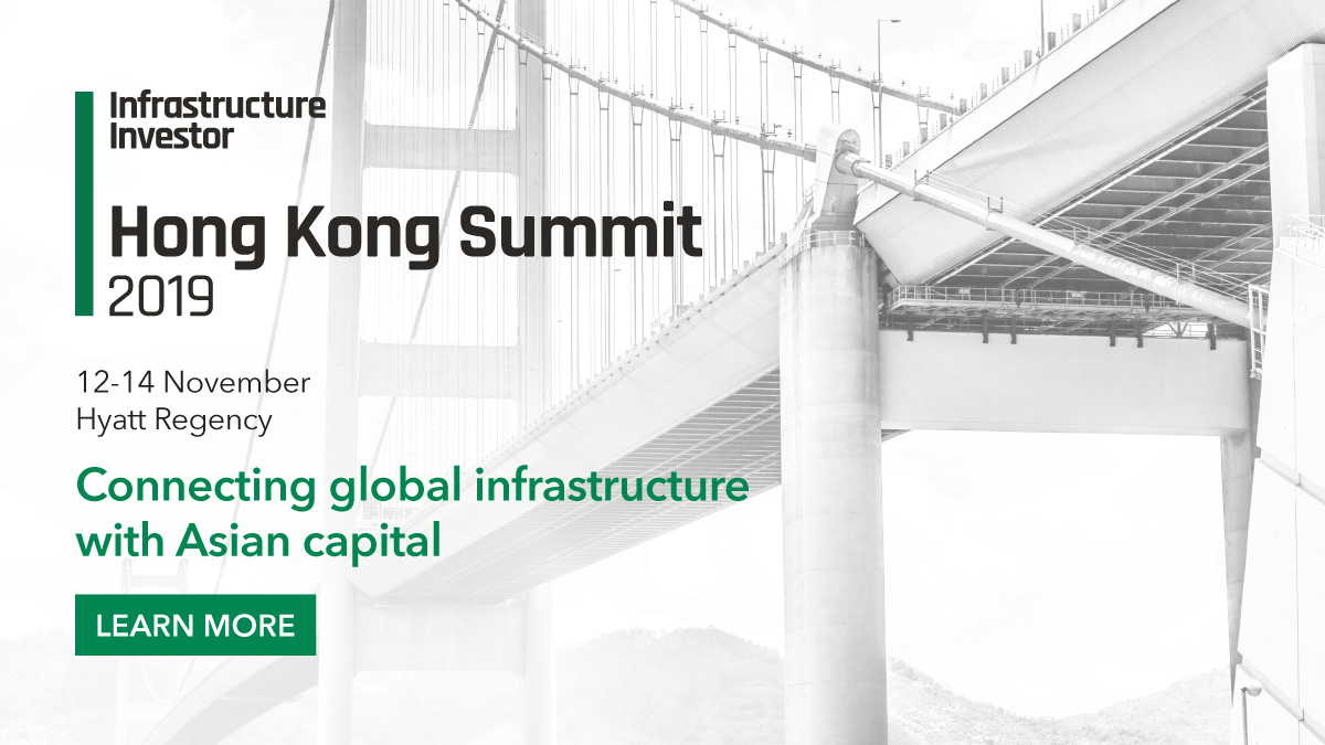 Hong Kong Summit | Asian infrastructure investment's #1