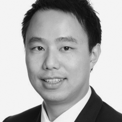 A speaker photo for Wilson Chung
