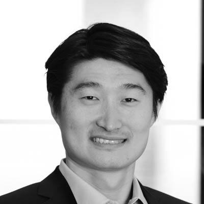 A speaker photo for Michael Song