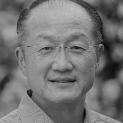 A speaker photo for Jim Yong Kim