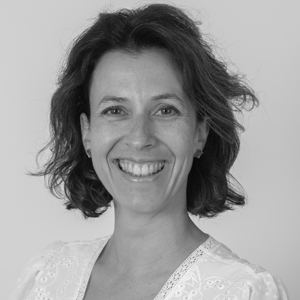 A speaker photo for Isabelle  Combarel
