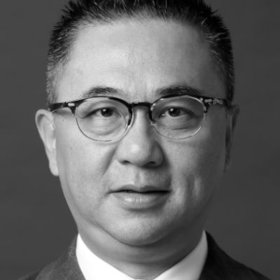 A speaker photo for Stanley Ching