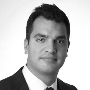 A speaker photo for Jean-Philippe   Syed