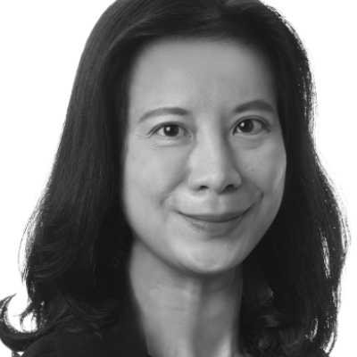 A speaker photo for Yulanda Chung