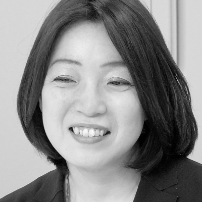 A speaker photo for Noriko Ogawa