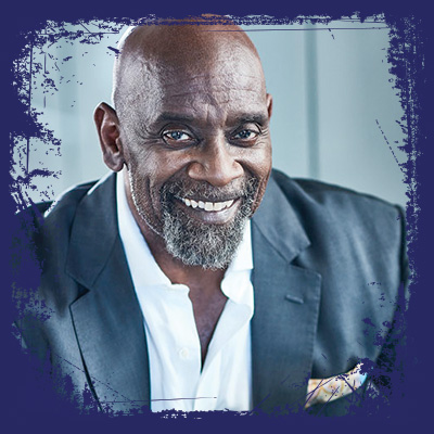 A speaker photo for Chris  Gardner