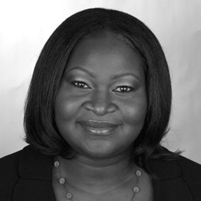 A speaker photo for Judy Chambers
