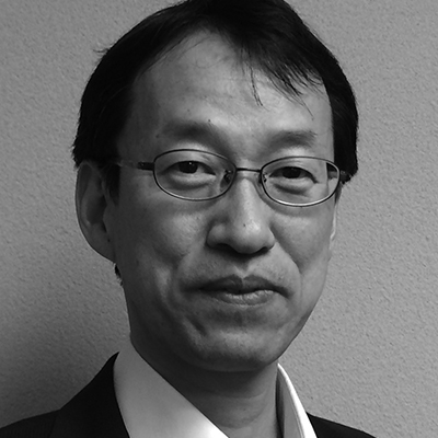 A speaker photo for Takeshi  Ito