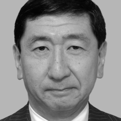 A speaker photo for Koji Ohashi